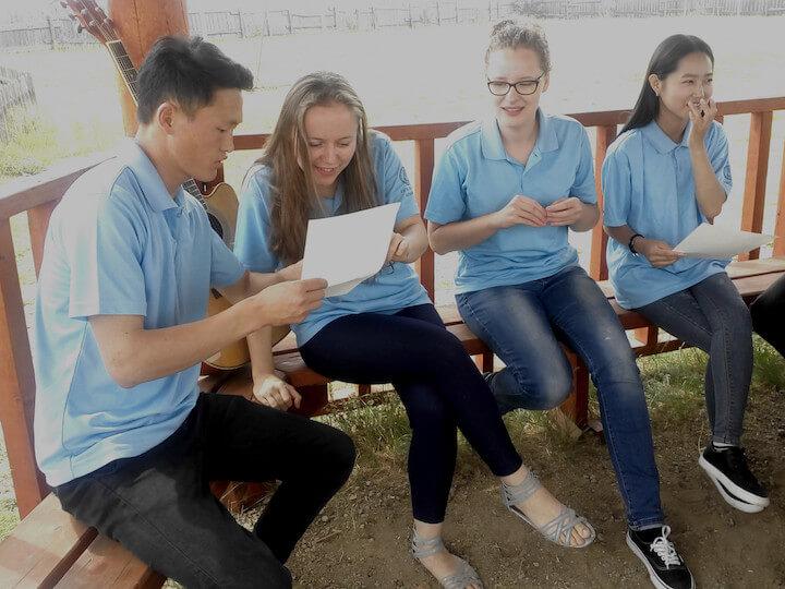 Mongolia Misje
